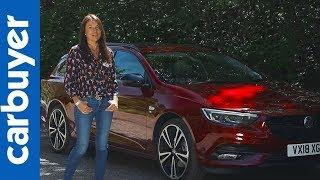 New 2018 Vauxhall Insignia Sports Tourer in-depth review – Carbuyer – Ginny Buckley