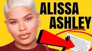 ALISSA ASHLEY CALLS OUT MISSTIFFANYMA