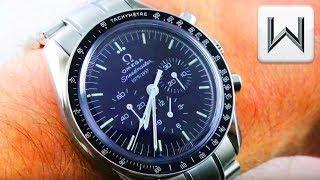 Omega Speedmaster Moonwatch 50th Anniversary Limited Edition 311.33.42.50.01.001 Luxury Watch Review