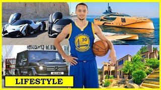 Luxury Lifestyle Of Stephen Curry 2018