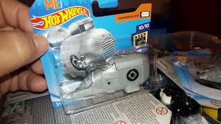 GRUMOBILE Hot Wheels error car