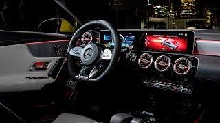 2020 MERCEDES-AMG CLA 35 - INTERIOR AND EXTERIOR - AWESOME LUXURY SEDAN