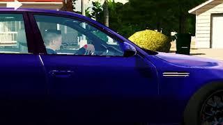 BMW M5 E60 ???? Car parking multiplayer