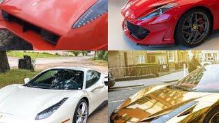Top expensive cars in dubai (DXB)