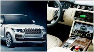 New Land Rover Range Rover - INTERIOR Luxury 2019