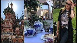 Moscow Vlog* Luxury Shopping & Restaurant / Покупки и примерка/  Бренды *