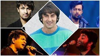 Which playback singer's voice best suits Ranbir kapoor? Atif Aslam Arijit Singh Sonu Nigam,Shaan,kk
