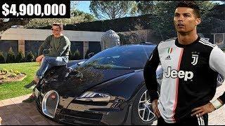 Cristiano Ronaldo Cars 2019 | NEW | Luxury Car Collection