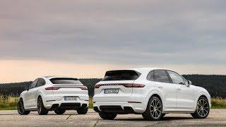 2020 Porsche Cayenne Turbo S E-Hybrid Is The Ultimate Performance SUV