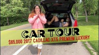 CAR TOUR: $65,000 2017 CADILLAC XT5 PREMIUM LUXURY