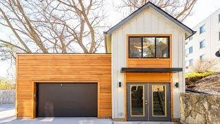 Beautiful Luxury Incredible Carriage Tiny House by Zenith Design:Build