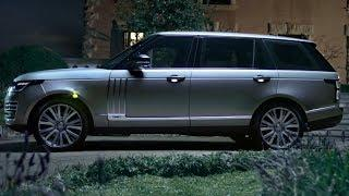 2019 Range Rover Introducing - All-New Range Rover Luxury Suv Experience