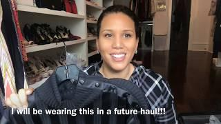 NEW! Style | Haul-A-Thon Day 4 | Luxury Around the World - Chanel, LV, Choo!!!