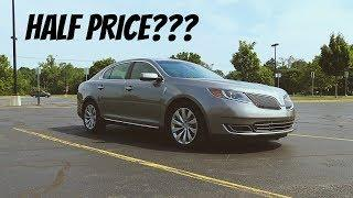 The Lincoln MKS is the BEST Used Luxury Car You Can Buy!!!
