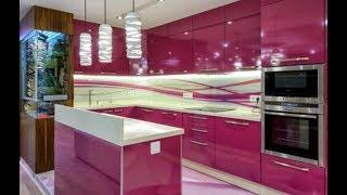120 Modern Kitchen Furniture Creative Ideas 2018 -Modern and Luxury Kitchen Design Part.22