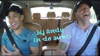 Steven Pienaar - Bij Andy in de auto!