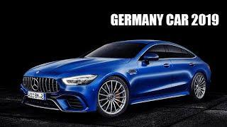 #1 2019 NEWEST Upcoming GERMANY CARS