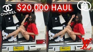 $20,000 LUXURY HAUL