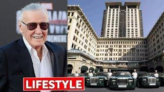 Stan Lee (R.I.P) Lifestyle, Income, House, Cars, Luxurious Lifestyle, Family, Biography & Net Worth