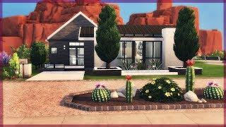 Small Luxury Bungalow ???? The Sims 4 Speed Build