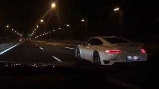 BMW M6 Competition vs Porsche 991 Turbo S