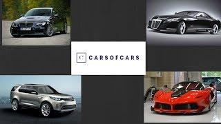 TOP 5 LUXURY CARS/CARSOFCARS