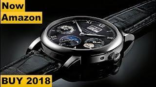 5 Best Luxury Watches You Must Have 2018