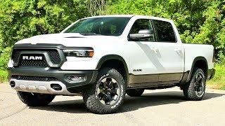 2019 Ram 1500 Rebel 12 - Off-road, Technology and Luxury