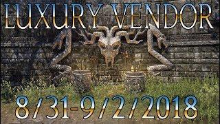 ESO Luxury Vendor 8-31-2018