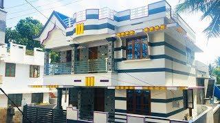 East Facing Luxury House for sale |Near Trivandrum City | Near Bus stop | Luxury House design
