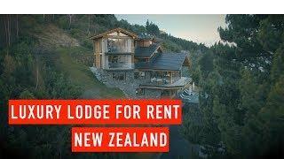 Spanking New Luxury Lodge for Rent, New Zealand