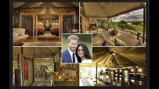A Look at Meghan and Harry's Luxury African Getaway (2018)