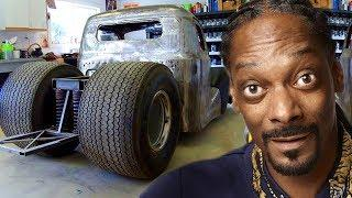 Snoop Dogg - 2 600 000 $ Cars Collection & House 2018