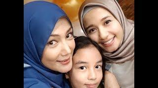 """Laudya Cynthia Bella dan Erra Fazira """"The Best Mommy"""" 2 IBU 1 ANAK"""