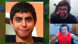 Yassuo Reacts to Yassuo : Autism | Scarra Super Saiyan Cosplay | Tyler1 | LoL Moments