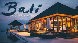 Bali: Luxury Clifftop Villa