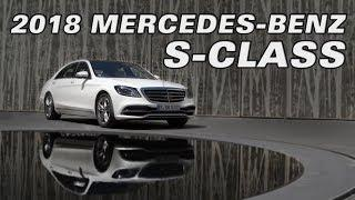The MOST POPULAR Luxury Sedan, The 2018 Mercedes Benz S-CLASS - Motoring TV