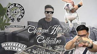 Chrome Hearts Collection | Hypebeast Viet Nam | Luxury 2019 | SneakerHead 2019