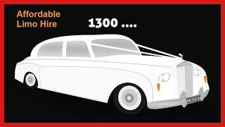 Affordable Wedding Limousine Hire Gold Coast |1300....| Cheap Luxury Wedding Car hire Gold Coast