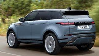New Range Rover Evoque 2019 – The Original Luxury Compact SUV Evolved