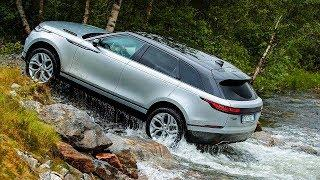 2019 Range Rover Velar FULL REVIEW - Excellent Luxury SUV !!