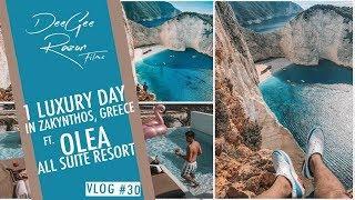 1 Luxury Day in Zakynthos,Greece Ft. Olea All Suite Resort