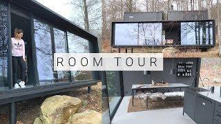 LUXURY TINY HOUSE ROOM TOUR – VIPP SHELTER SWEDEN || MY DREAMHOUSE