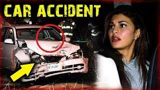 Jacqueline Fernandez Meets With A Major CAR Accident After Meeting Salman Khan