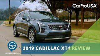 First-Ever 2019 Cadillac XT4 Is A Great Compact Luxury Crossover