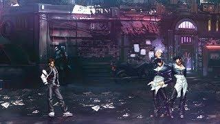[KOF Hall Of Luxury] First Generation ♥ Kyo Kusanagi-MI VS Flames Iori Yagami & O.Iori-Yagami