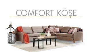 Comfort Köşe Koltuk Takımı Luxe Life Mobilya